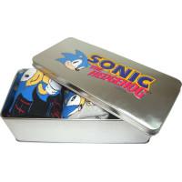 Sonic Strumpor Presentförpackning 3-pack