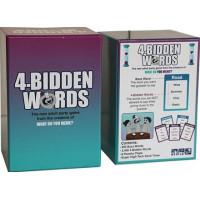 4-Bidden Words Spel