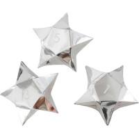 Adventsboxar Stjärnor Silver