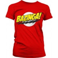 Bazinga Dam T-shirt - Small