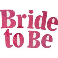 Bride To Be Stryk-på-logo