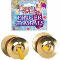 Fingercymbaler - 2-pack