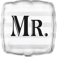 Folieballong Bröllop med MR