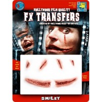 FX Transfers Smiley 3D