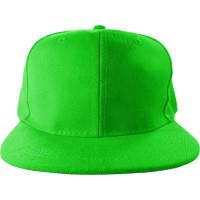 Grön Snapback Keps - One size