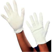 Vita Handskar Korta för Barn - One size