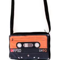 Handväska Kassettband
