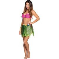 Hawaiikjol med Palmblad - One size