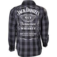 Jack Daniel's Rutig Skjorta - Medium