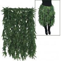 Kjol med Löv - One size