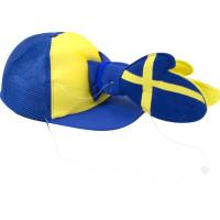 Klappkeps Sverige - One size