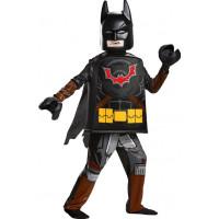 LEGO Batman LM2 Deluxe Barn Maskeraddräkt - Small