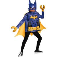 LEGO The Batman Movie Batgirl Barn Maskeraddräkt - Medium