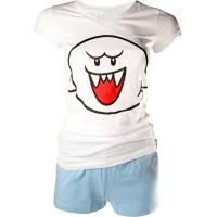 Nintendo Boo Dam Pyjamas - X-Small