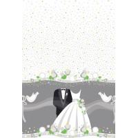 Plastduk Bröllop