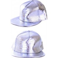 Rapparkeps Silver