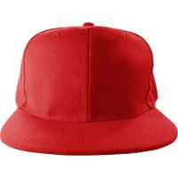 Röd Snapback Keps - One size