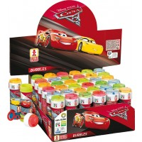 Såpbubblor Cars 3 - 36-pack