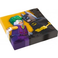 Servetter Lego Batman - 20-pack