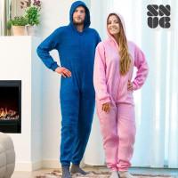 Snug Snug Pyjamas med Ärmar - One size