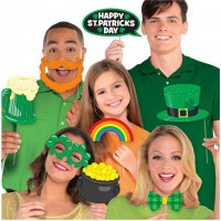 St. Patricks Day Foto Props