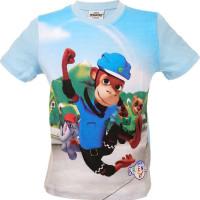 T-Shirt Vännernas Stad Blå - Small