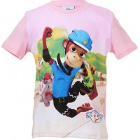 T-Shirt Vännernas Stad Rosa - Small