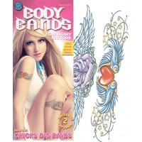 Tattoo FX Swallows Body Band
