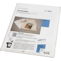 Transferpapper - 12-pack