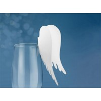 Vingar för Glas Placeringskort - 10-pack