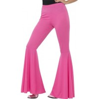 70-tals Dambyxor Rosa - Medium/Large