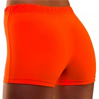 80-tals Hotpants Neonorange - X-Small/Small
