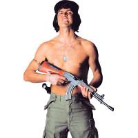 AK-47 Leksaksvapen