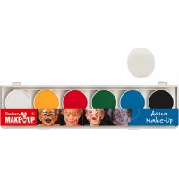 Ansiktsfärg Vattenbaserad