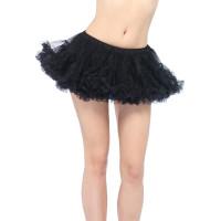 Ballerinakjol med Tyll Deluxe - Svart