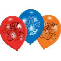 Ballonger Blaze och Monstermaskinerna - 6-pack