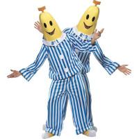 Bananer i Pyjamas Maskeraddräkt - One size