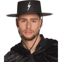 Bandit Hatt med Halsrem - One size