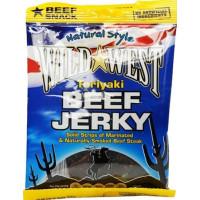 Beef Jerky Teriyaki Slab - 1-pack