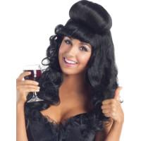 Amy Winehouse Beehive Peruk - One size