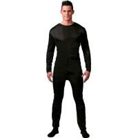 Body för Män Svart - One size