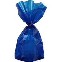 Cellofanpåsar Mörkblå Små - 25-pack