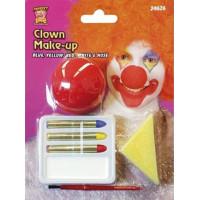 Clown Sminkset
