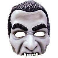 Dracula Halvmask - One size