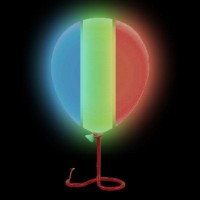 Färgskiftande LED Ballonglampa