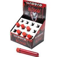 Fejkblod i Provrörstub - 12-pack