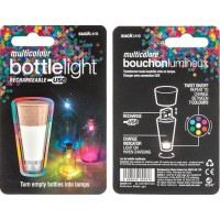 Flasklampa Bottle Light Multi