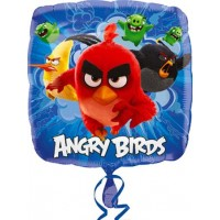 Folieballong Angry Birds Movie