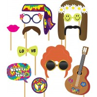 Fotoprops Hippie - 6-pack