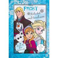 Frost/Frozen Målarbok med Ram
